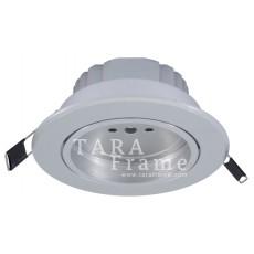 قاب چراغ سقفی ال ای دی تارا مدل D59